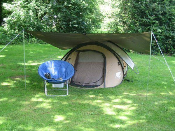 Tarp over pop-up UKC&site.co.uk C&ing under canvas Forum Messages & Tarp over pop-up UKCampsite.co.uk Camping under canvas Forum ...