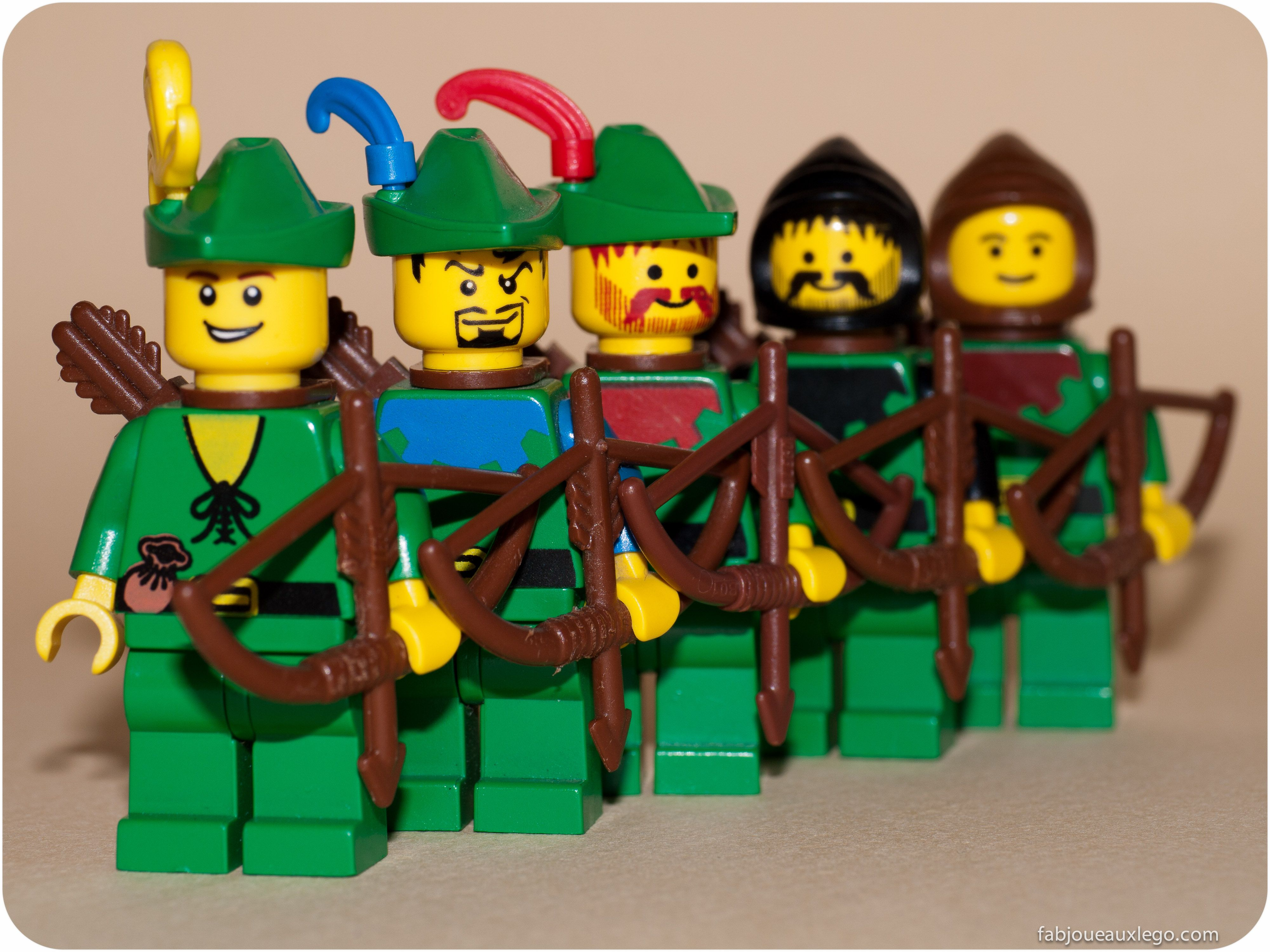 Woodmen of the bois de boulogne - 1 part 9