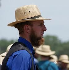 Red Bearded Orthodox Mennonite Man Red Beard Bearded Men Unique Hairstyles