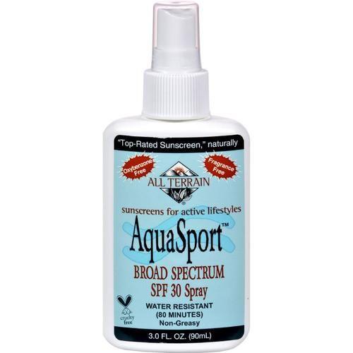 All Terrain Aquasport Spf 30 Spray - 3 Fl Oz - 0122085