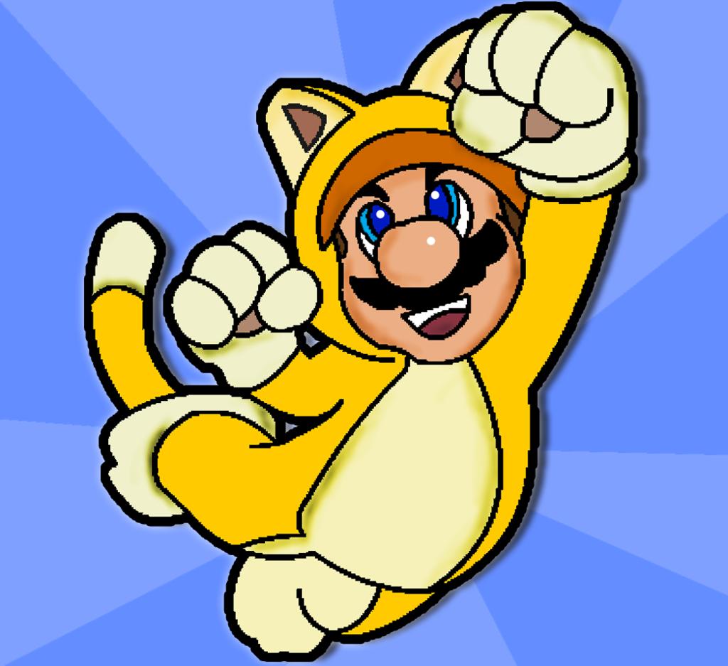Cat Mario unblocked Flash games Pinterest Cat
