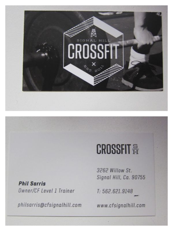 Crossfit x signal hill business cards crossfit gymsinlongbeach crossfit x signal hill business cards crossfit gymsinlongbeach longbeach businesscards graphicdesigner colourmoves