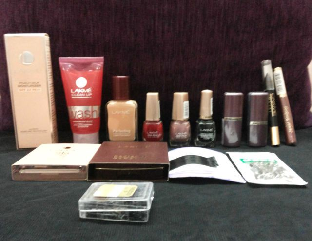 Wedding Bridal Makeup KIT Makeup Package Lakme Makeup KIT 12 10 | eBay