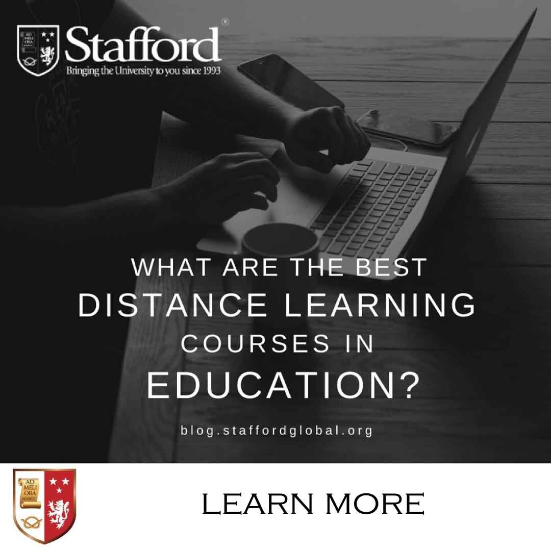 What Are The Best Distance Learning Courses In Education