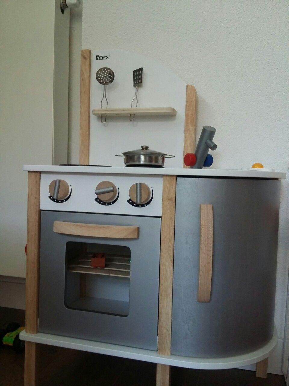 Houten keukentje van Howa