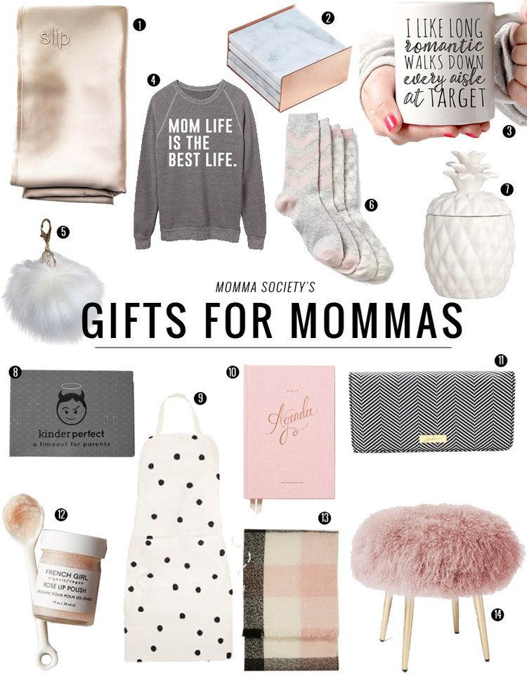 Gift Guide For Mom 14 Gifts Any Modern Momma Would Love Momma Society Christmas Gifts For Mom Gifts For New Moms Diy Gifts For Him