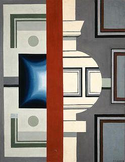 Clausen, Franciska (1899-1986) - 1925-30 Painting (Funen Art Museum, Odense, Denmark) by RasMarley, via Flickr