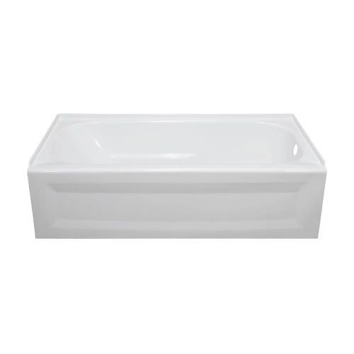 Lyons Elite Trade 54 X 30 X 19 Right Hand Drain Above Floor Rough Bathtub Soaking Bathtubs Bathtub 54 Inch Bathtub