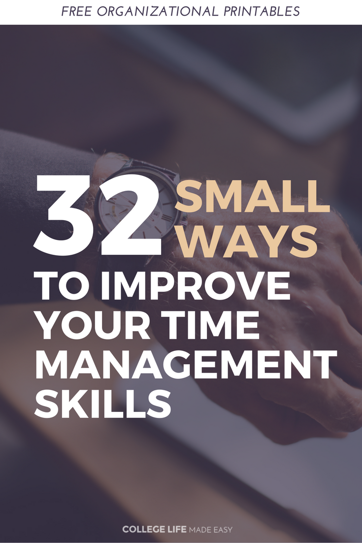 Master Your Time Management Skills In College In 5 Steps Time Management College Time Management Skills Management Skills