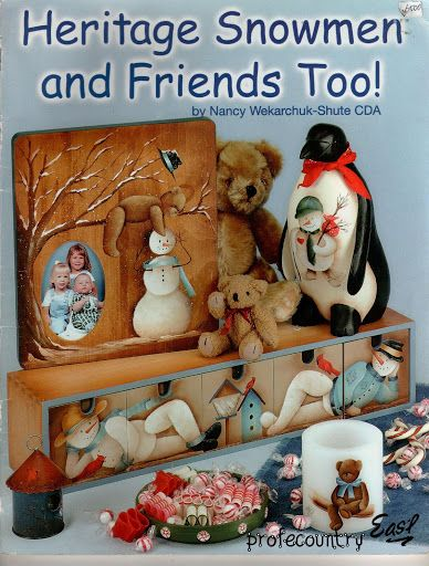 HERITAGE SNOWMEN AND FRIENDS TOO - Barbara Ramirez - Picasa Web Albums