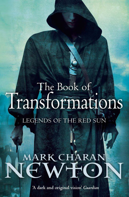 A few of my own covers for the series - the new design for The Book of Transformations.