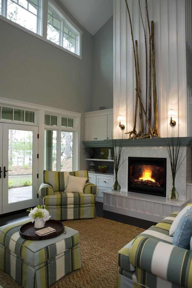 Tall Fireplace Mantles Design Pictures Remodel Decor