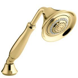 Kohler Forte 4 75 In 2 5 Gpm 9 5 Lpm Vibrant Polished Brass 4