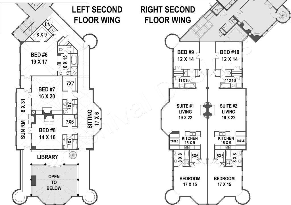 Balmoral House Plan Balmoral House House Plans How To Plan