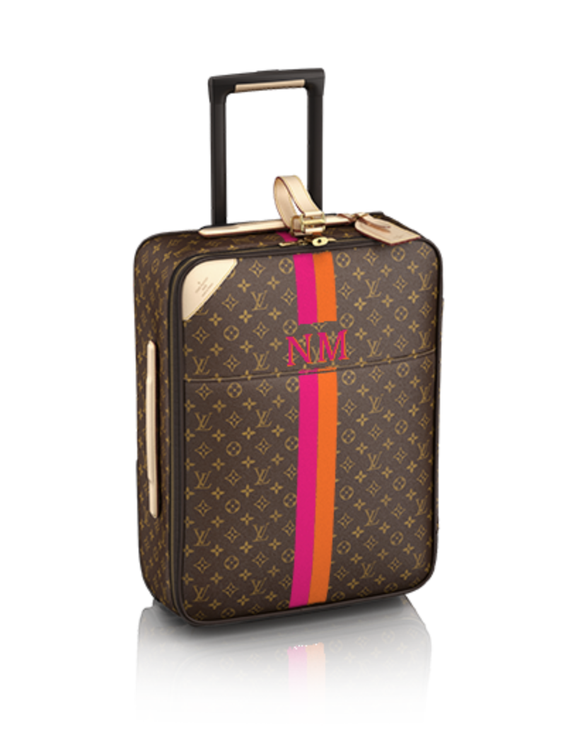 76f9bfa761 Louis Vuitton Pegase 55 Mon Monogram
