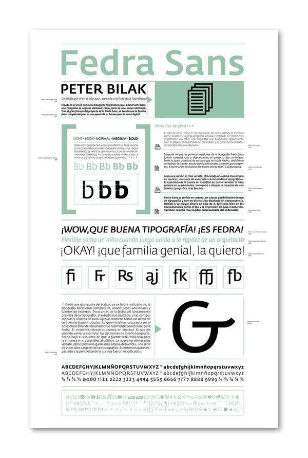 Especimen Tipografico On Behance Tipografico Diseno Tipografico Tipografia