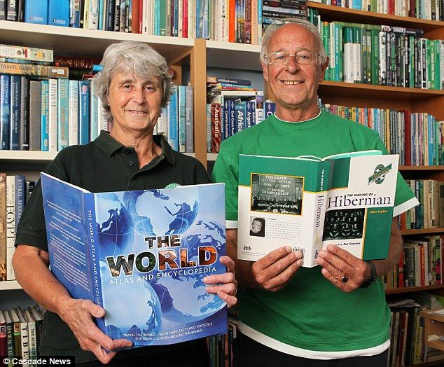 Elderly from around the World | ... Davies shared their love of Hibernian FC to all parts of the world