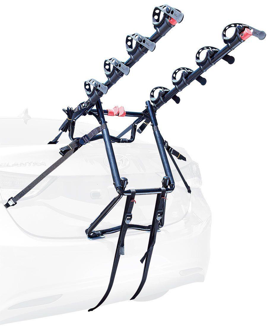 Allen Sports Premier 4Bike Trunk Rack Trunk mount bike