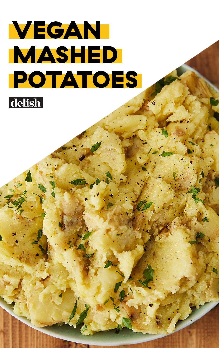 Vegan Mashed Potatoes Recipe Vegan Mashed Potatoes Mashed Potatoes Vegetarian Vegan Recipes