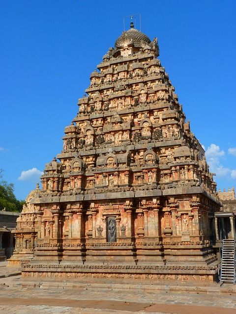 Imagen Gratis En Pixabay Templo Darasuram Templo Arquitectura India Arquitectura