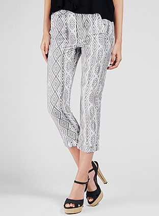 Aztec Cropped Pant Review Buy Now