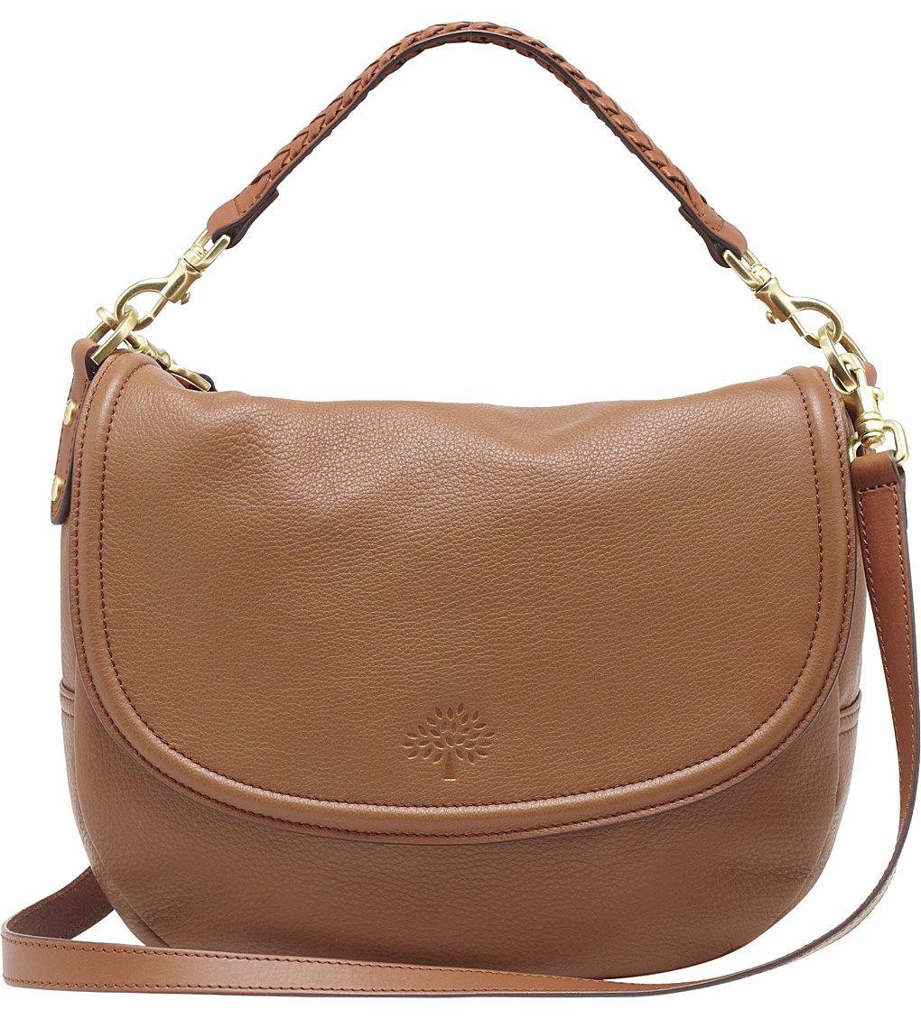 e292ce81a07b MULBERRY - Effie spongy leather satchel