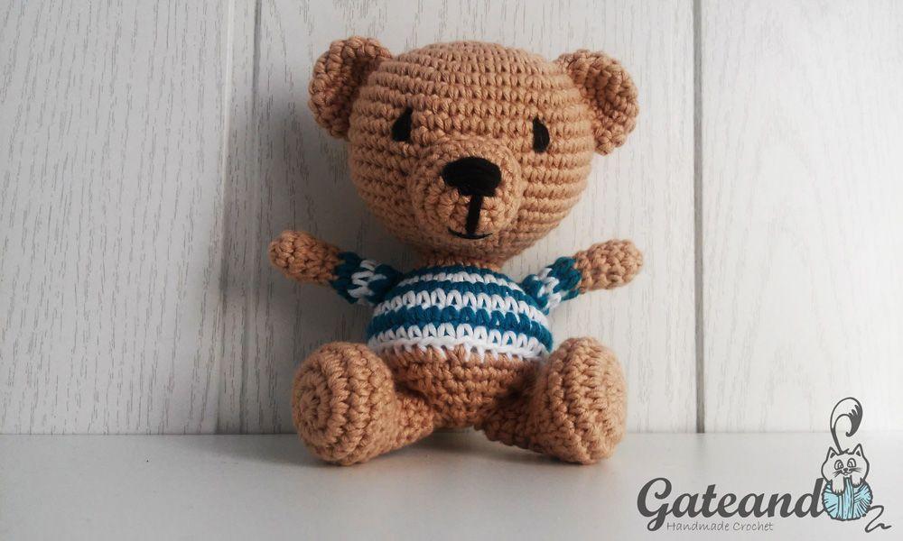 Blog sobre amigurumis, patrones, artículos de crochet para bebés y ...