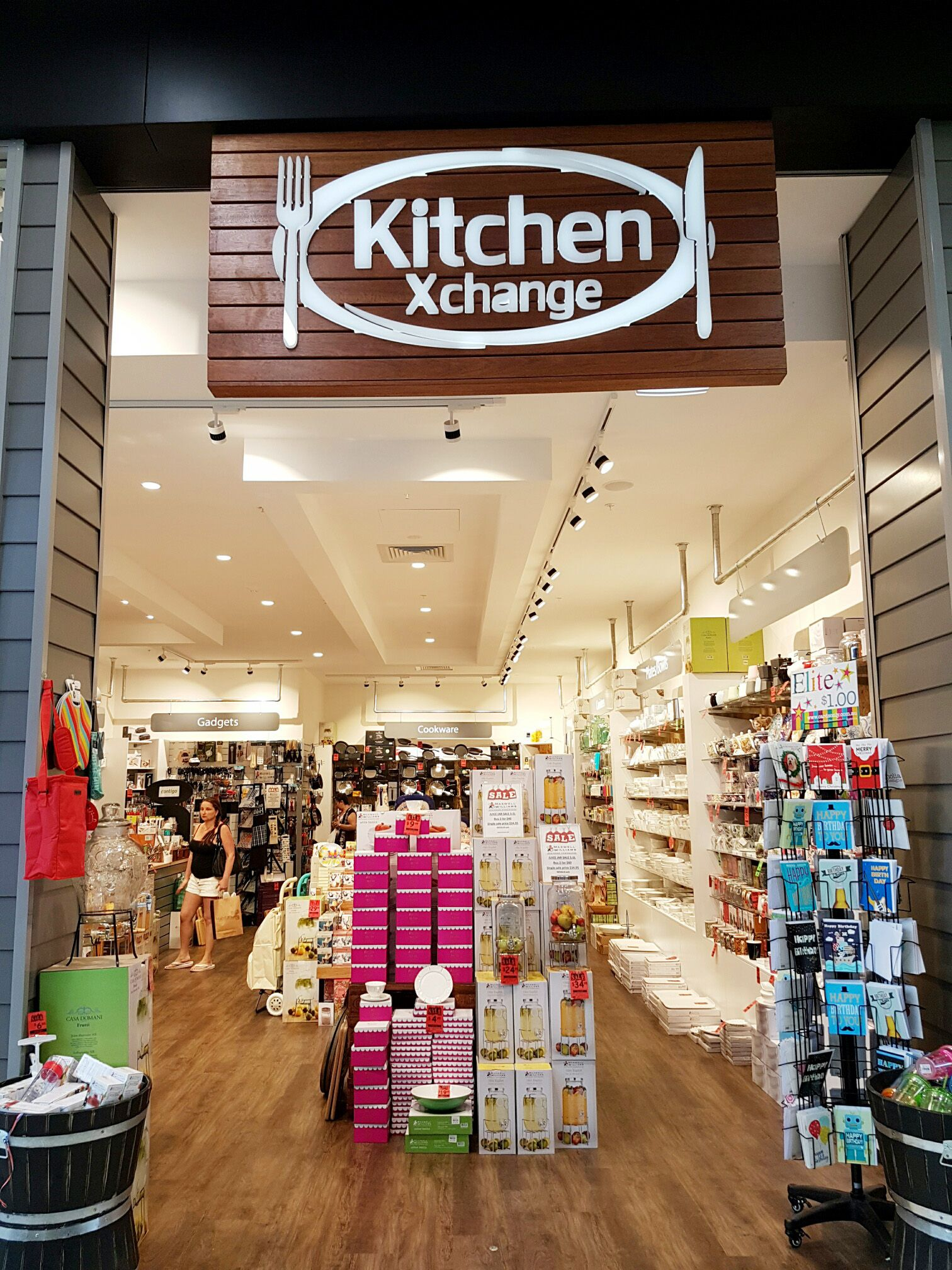 A Retail Store Located In Narellan Nsw Designed By Forward