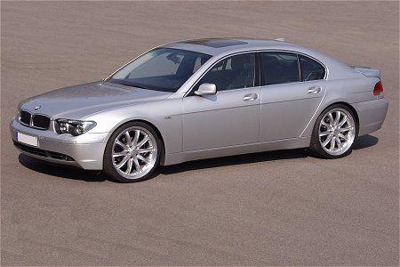 I Wish I Had This BMW Series EE Pre Facelift Full Body Kit - 2008 bmw 745li
