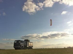 Nach Testflug: Energiedrachen produziert Strom für 60 Haushalte