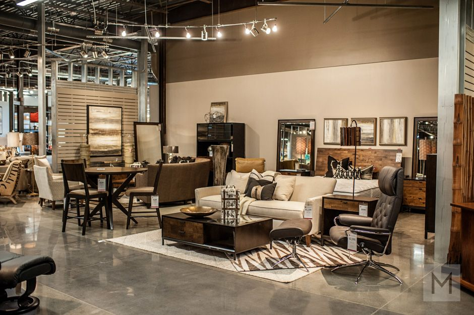 to Montgomery's Modern in Sioux Falls South Dakota