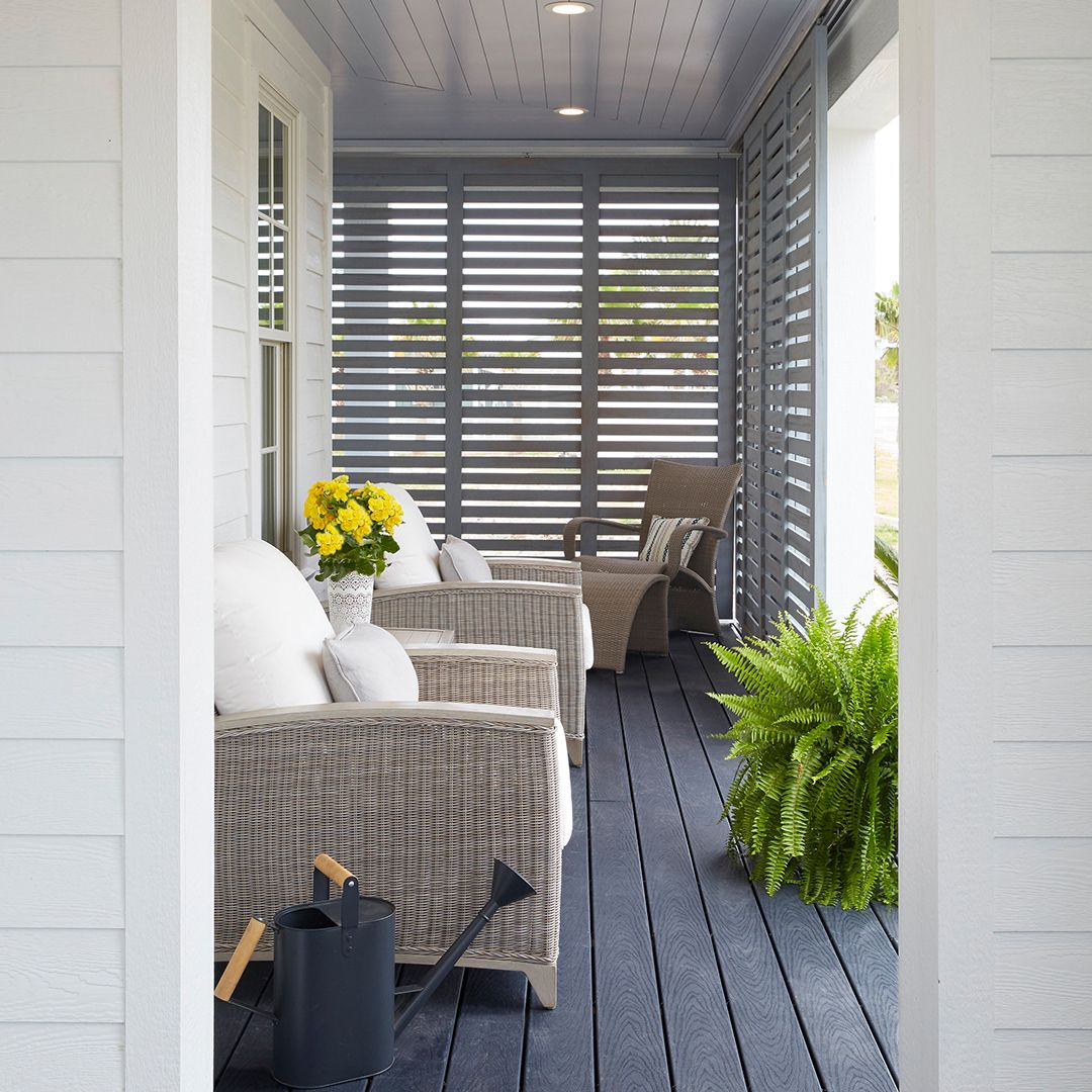 Trex Select® Decking In Winchester Grey