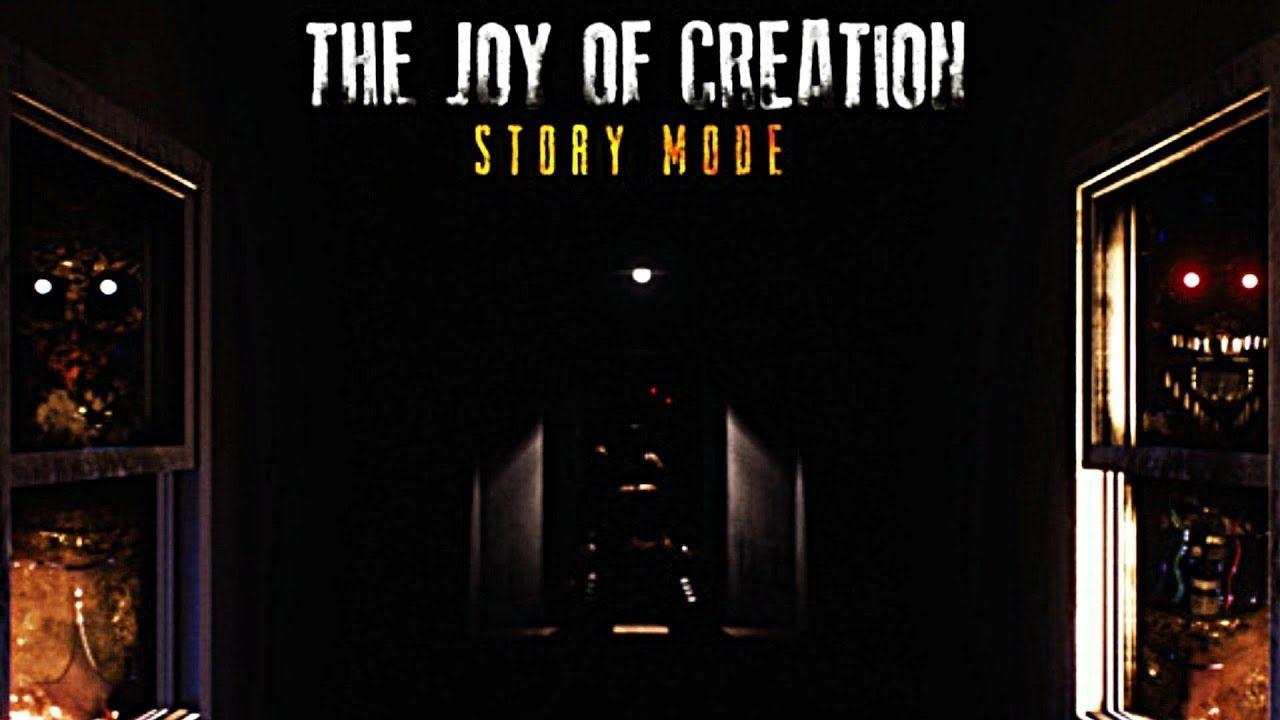 RECUPERANDO LAS MEMORIAS | The Joy of Creation: Story Mode (Parte ...
