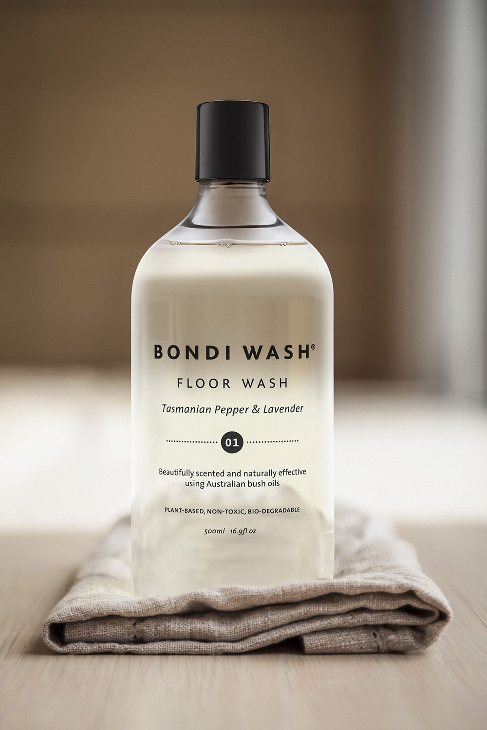 Bondi Wash Brings Natural, Australian Cleaning Products To