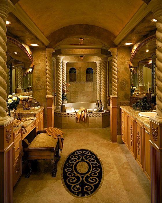 luxury interiors - interior design Decor Pinterest Bathroom
