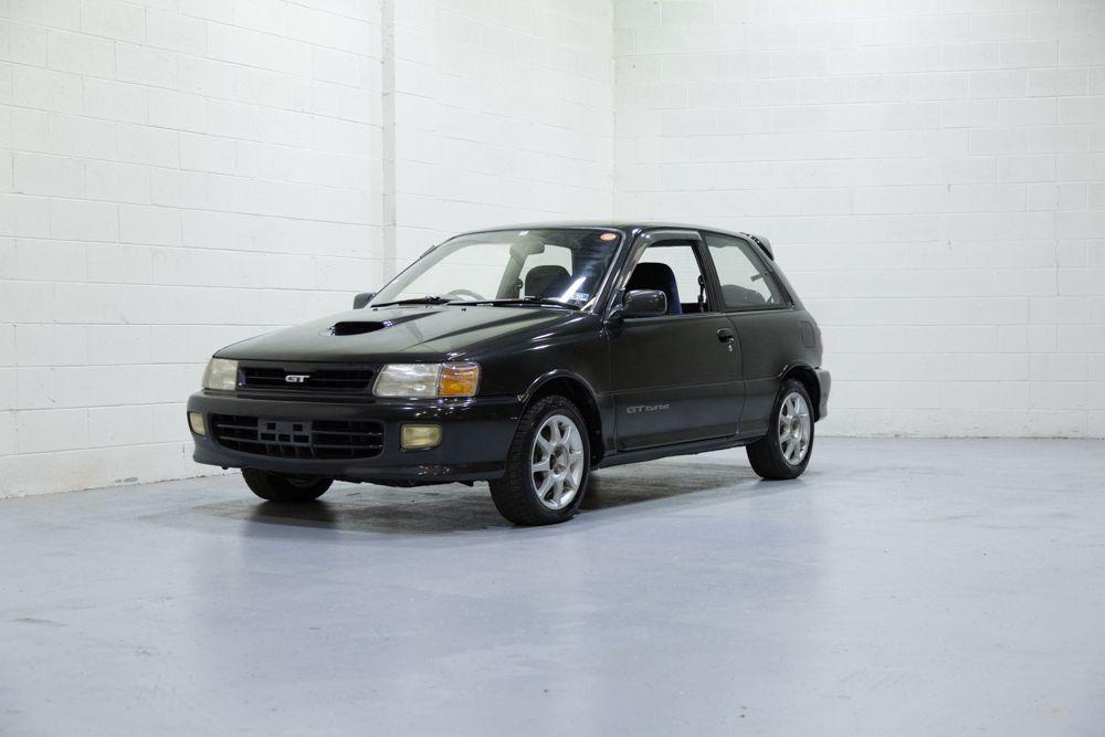 1992 EP82 Toyota Starlet GT Turbo Spotless JDM RHD Hot