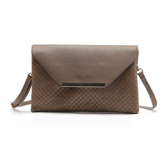 Fashion 2018 Designer Women Messenger Bags Females Small Bag Leather Crossbody  Shoulder Bag Bolsas Femininas Sac A Main Bolsos 93a9a77e6d81