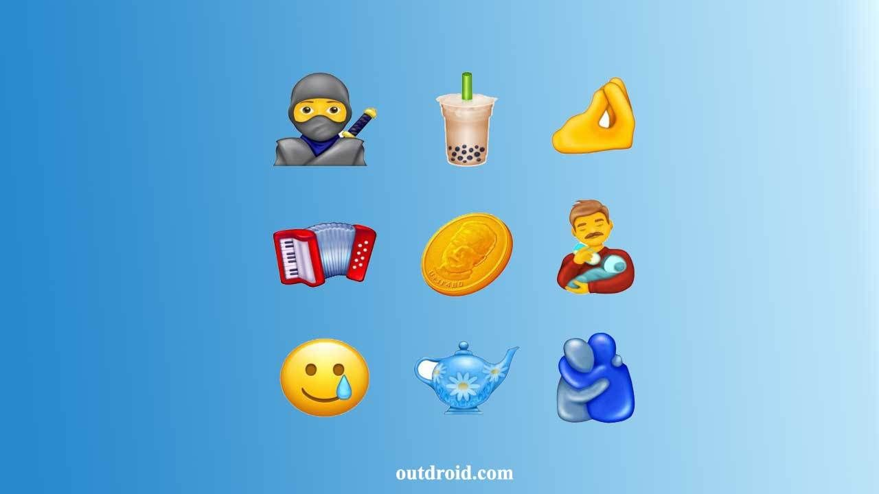 New Emojis Of 2020 For Android 11 And Ios 14 Here Are The 117 In 2020 New Emojis Emoji Android
