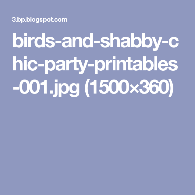 birds-and-shabby-chic-party-printables-001.jpg (1500×360)