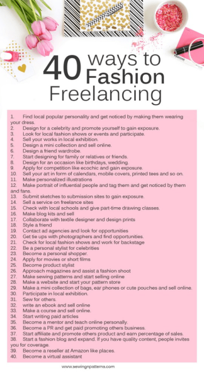 Career In Fashion Design How To Start Freelance And Make Money Free Freelance Kit Career In Fashion Designing Fashion Business Plan Emerging Designers Fashion