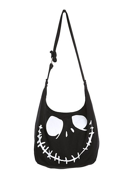 The Nightmare Before Christmas Jack Face Hobo Bag Hot Topic Hey Look Wwk123 I Finally Found A Purse Lol