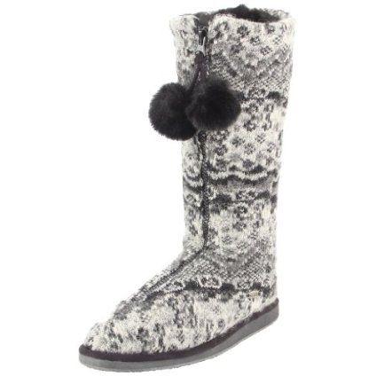 ACORN Women`s Breton Boot,Cinder,8 M US