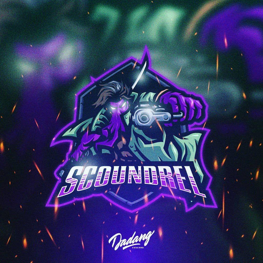 153 Likes 14 Comments Dadang Sudarno Dadangsudarno On Instagram Scoundrel Esports Logo Grifter In 2020 Esports Logo Game Logo Design Youtube Logo