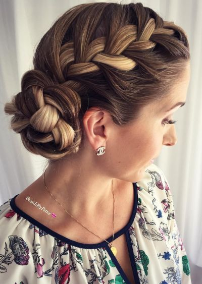 70 Cute French Braid Hairstyles When You Want To Try Something New Be Trendsetter French Braid Hairstyles Braided Hairstyles Hair Styles