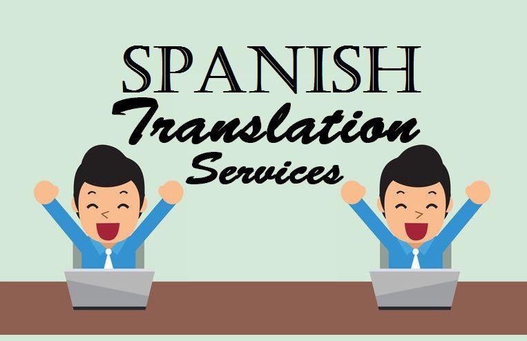 Spanish Translation Services How To Speak Spanish Translate To
