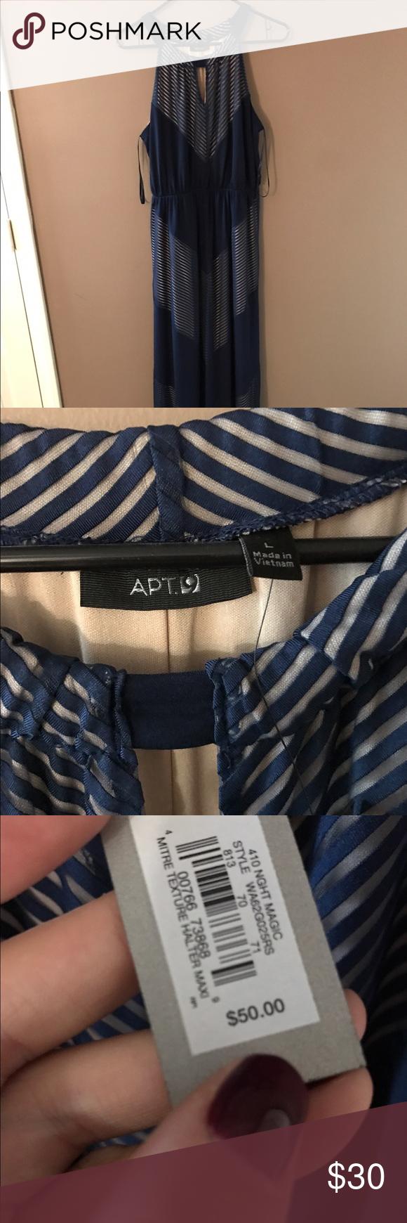 NWT APT. 9 DRESS New never worn Apt. 9 Dresses Maxi