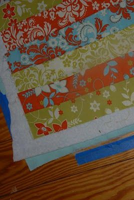 Quilted Prayer Shawl made from 5 fat quarters. ***Easy tutorial ... : quilted prayer shawls - Adamdwight.com