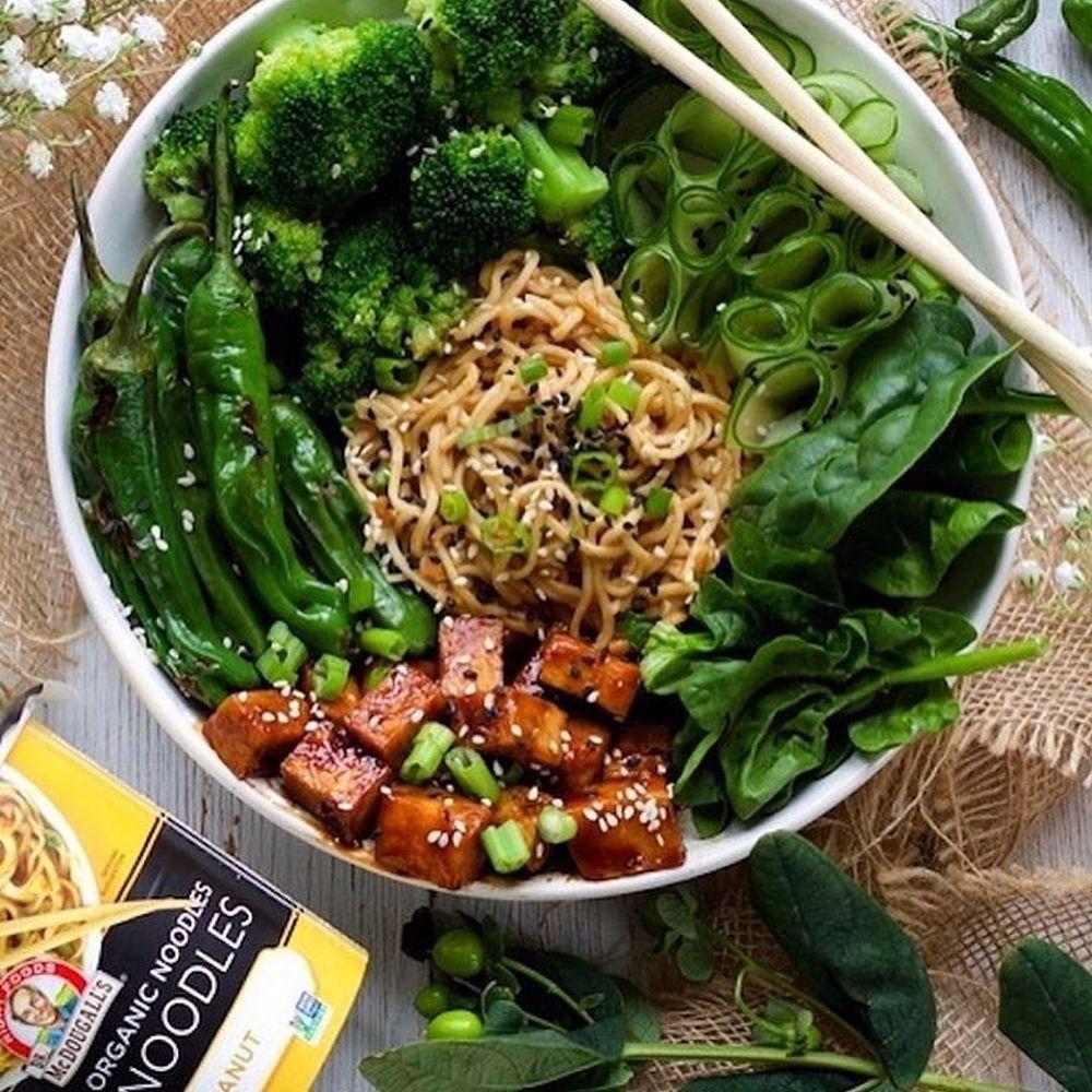 "Dr. McDougall's Right Foods on Instagram ""Thai Peanut"