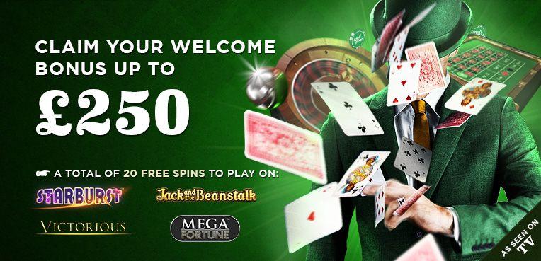 Mr Green   A Casino Playground Blackjack Roulette Slot Machines
