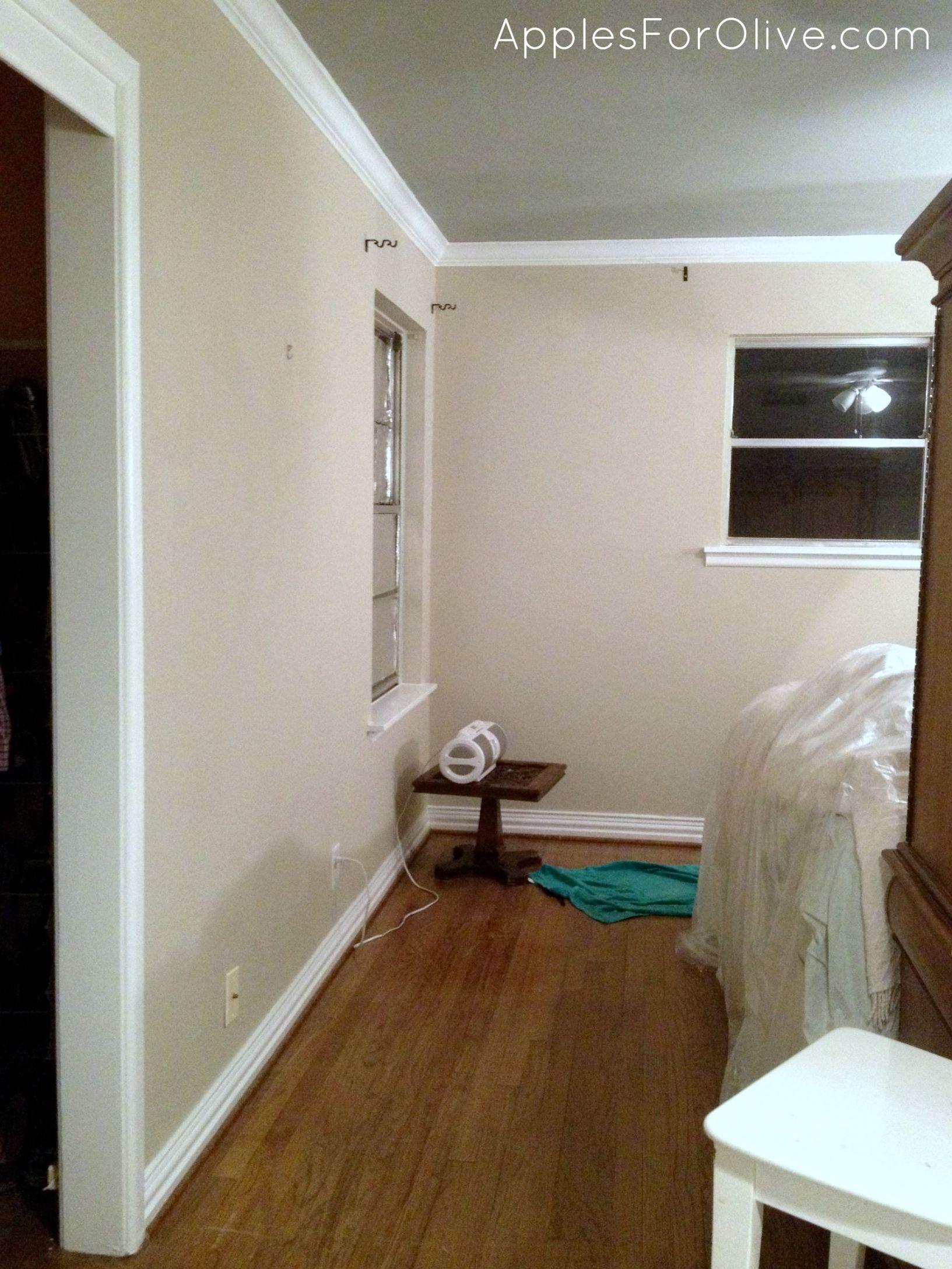 10 Plus Brilliant Benjamin Moore Hush Gray bedroom